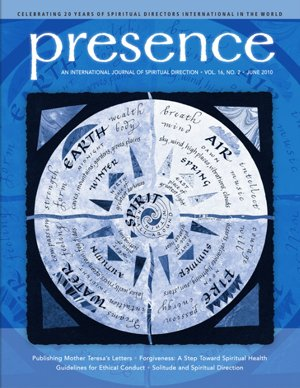 Presence Journal (Volume 16.2, June 2010)(PDF on CD)